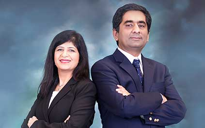 Our Mission - Narendra & Jagruti Khatri